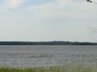 Lake Zebrus and vicinity