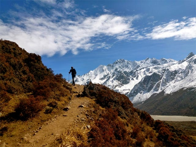 Langtang Valley Trekking Photos