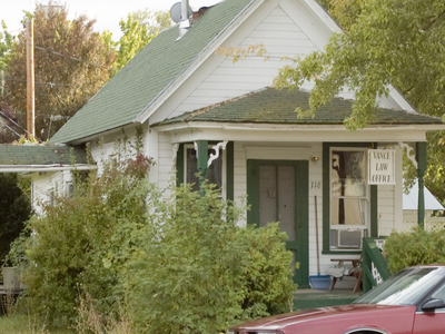 Lawyers  Office In  Goldendale  W A