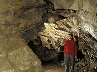 Lóczy cave