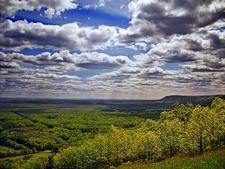 Lehigh Valley From Appalachian Trail PA
