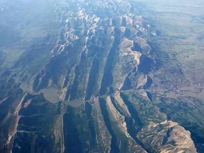 Lewis Overthrust - Glacier - USA