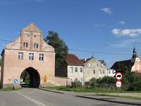 Lidzbark's Gate