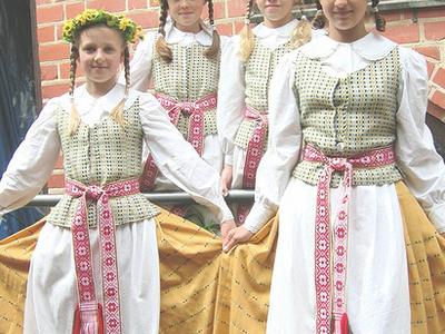 Lithuanian Taditional Dress