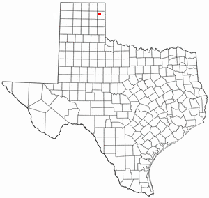 Location Of Canadian Texas