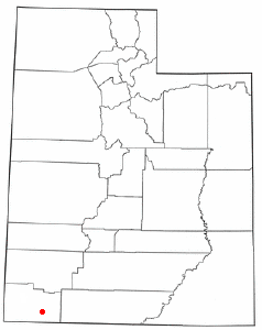 Location Of Hurricane Utah