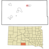 Location In Todd County