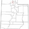 Location Of North Ogden Utah