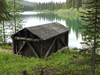 Lower Logging Lake Boathouse