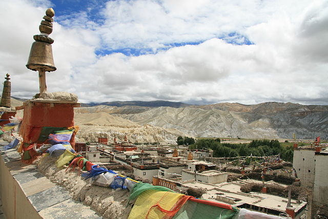 Upper Mustang Trekking -Nepal Photos