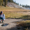 Lone Star Geyser Basin Trail
