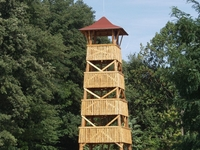 Look-out tower