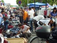 Lorong Kulit Flea Market