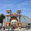 Melbourne's Luna Park