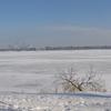 Lake Calhoun During The Winter