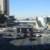 Looking West At The Las Vegas Strip