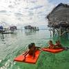 Mabul Island - Semporna Green Sea