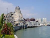 Muelle del Pescador de Macao
