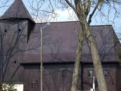 Maciejów's Wooden Church Poland