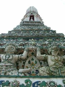 Magnificent Architecture Of Wat Arun