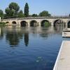 Maidenhead Bridge And River Thames