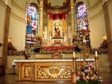 Main Altar Of The Church