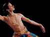 Male Bharata Natyam Performer