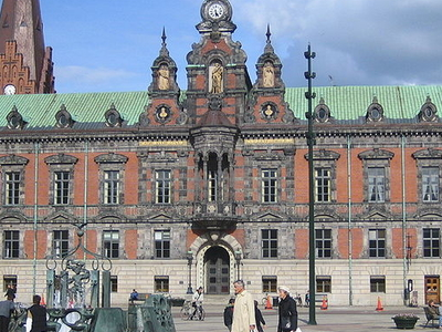 Malmö's Old City Hall