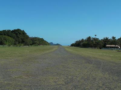 Mana Airport Fiji