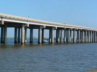 Manchac Swamp Bridge