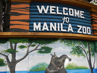 Manila Zoológico y Jardín Botánico