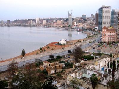 Marginal Of Luanda