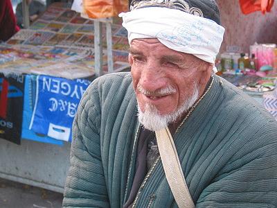 Market In Tashkent
