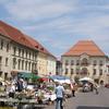 Marktszene Sant Veit