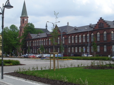 Square And The Town Hall