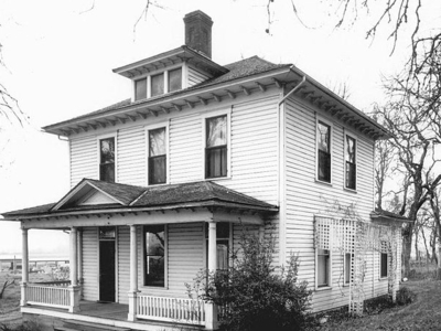 McCredie House Central Point