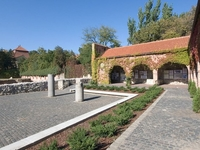 Medieval Ruins Garden - National Monument
