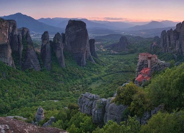 Ancient Meteora & Holy Monasteries Tour Photos