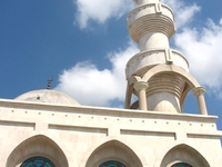 Mosque of Omar Ibn Al-Khattab