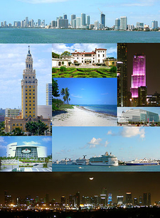 Miami Famous Sights