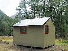 Mid Trent Hut