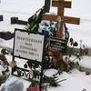 Anna Politkovskaya's Grave