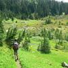 Monogram Lake Trail