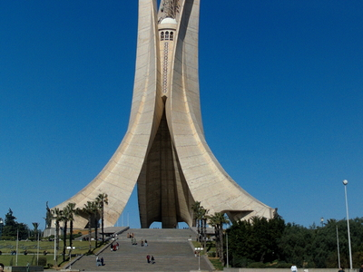 Monument Of The Martyrs