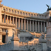 Monument Of Vittorio Emanuele II In Rome