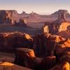Monument Valley - Utah-Arizona Border