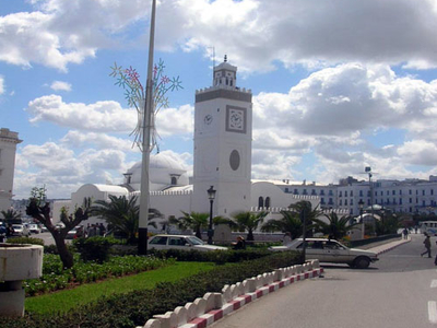 Mosquee D'Alger