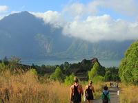 Mount Batur Sunrise Trekking And Around All The Crater