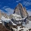 Mount Fitz Roy In Los Glaciares National Park - Patagonia Argentina