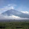 Mount Kerinci In Kerinci Seblat National Park